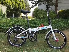OKI-O folding bike (7 Speed) w disc brake) - Brand New in Box
