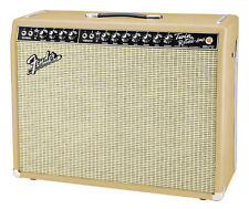 Fender '65 Twin Reverb British Tan Limited Edition 85W Tube Guitar Amp