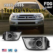 REPLACEMENT for Toyota 03 04 05 4Runner Fog Signal PASSENGER RIGHT 2pcs.