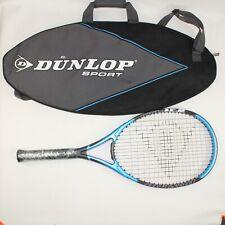 New listing Dunlop ICE 800g 110 Tennis Racquet Racket #5 Size Grip 4 5/8