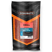 Sonubaits Krill Pellet - Method Feeder Futter Pellets 2mm