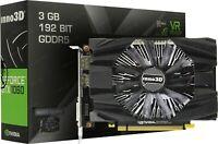 Graphic Videocard Inno 3d GeForce GTX 1060 3Gb GDDR5 Herculez