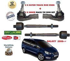 pour Ford Galaxy + TDCi 2006- > NEUF 2x extérieur+2x intérieur attache
