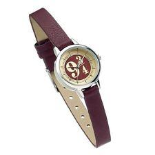 Offiziell Harry Potter Plattform 9 3/4 Slim Damen Retro Style Armbanduhr