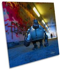 Canvas Urban Art Decorative Posters & Prints