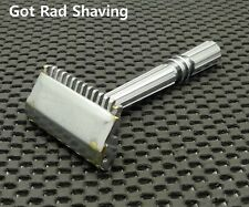 Vintage GEM Micromatic Open Comb  Single Edge Safety Razor
