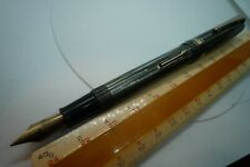 VINTAGE WATERMAN 5 FOUNTAIN PEN semi flex nib