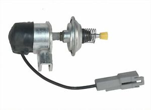 NEW Ford idle stop solenoid / dashpot for 1983-1984 Ford with 5.0L 302cid engine