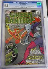Green Lantern #43 CGC 8.5!