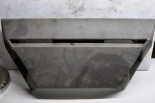 VW Vanagon 82 Diesel Center Dash Trim with Side Vents Heater Cover Brown