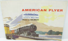 American Flyer 1955 Catalog--Original