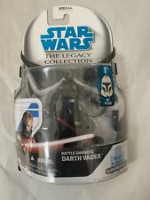 Star Wars Legacy Collection: GH 3 Battle Damaged Darth Vadar 1st Day Of Issue