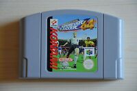 N64 - International Superstar Soccer 64 für Nintendo 64