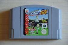 N64-International Superstar Soccer 64 para Nintendo 64