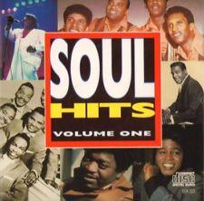 Various Soul(CD Album)Soul Hits Volume one-Long Island-EUK 025-Europe-1-