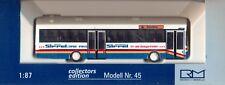 Rietze: 71815 Collectors Edition Autobus Sippel, Hofheim  -  MB O 405