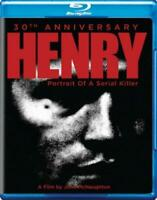 Henry: Portrait Of A Serial Killer (DVD,1989)
