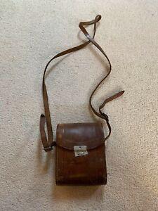 Zeiss Ikon vintage leather camera case