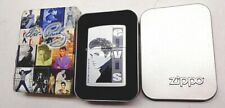 RARE NEW ELVIS PRESLEY MONOCHROME ZIPPO LIGHTER - FREE SHIPPING!!!!