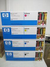 New ! 4PK GENUINE HP 9500 Imaging drum Unit C8561A C8562A C8563A C8560A HP 822A