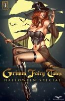 Grimm Fairy Tales: Halloween Special #1B Variant | NM | Zenescope