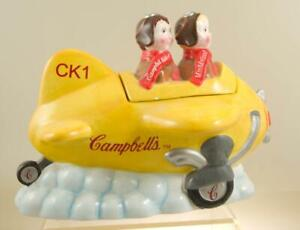 CAMPBELL'S KIDS  - AIMING HIGH II - RARE DISPLAY TUREEN  2005 : REF: 3574A