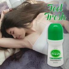 Avon Feeling Fresh Roll-On Deodorant. Antiperspirant. Floral. 2.6 oz.