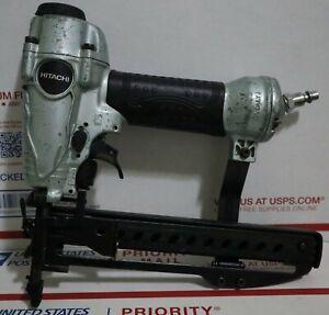 "Hitachi N3804AB3(S) Pneumatic Stapler .5""-1.5"" x .25"", Tested, Quality Air Tool"