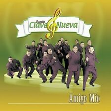 FREE US SHIP. on ANY 2 CDs! NEW CD Banda Clave: Amigo Mio