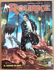Rourke n. 4 di Federico Memola Ed. Star Comics