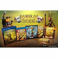 War Theatre Limited Edition Boxset PS Vita PSV EAS #22 Limited Run Sealed