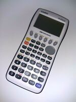 Casio FX-9750GII Power Graphic graphing calculator USB with cover tested working