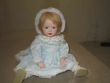 Porcelain and Composite Doll
