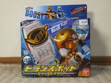 Power Rangers Go-Busters TRANSPOD Buster Gear Series 07 Bandai