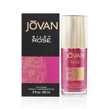 *NEW* Jovan Silky Rose Perfume by Jovan for Women 3.0 oz Cologne Spray NIB