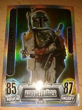Force Attax Star Wars Serie Movie 2 Force Meister Nr.239 Boba Fett Sammelkarte