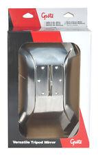 Grote 12113 Stainless Steel 7-1/2'' x 10-1/2'' Below-Eye-Level Mirror (s)