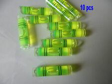 10 pcs Green Digital Inclinometer Spirit Level Bubble -Tube Vial Gradienter