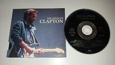 * MUSIC CD ALBUM * ERIC CLAPTON - THE CREAM OF CLAPTON *