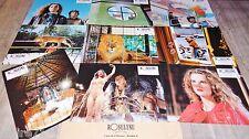 ROSELYNE ET LES LIONS ! jj beineix jeu 18 photos cinema lobby cards cirque