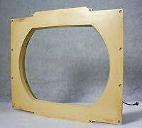 "VINTAGE RCA VICTOR FRONT PANEL FOR 16"" TELEVISION"
