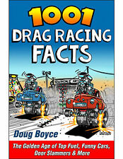 1001 Drag Racing faits: the golden age of top fuel voitures & more-Livre CT539