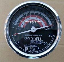 IH International B250, B275, B414, 276, 354, 434, 444, KPH Tachometer