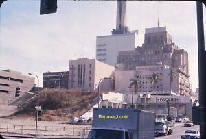 Original 35mm Slide - Downtown Los Angeles Ca 1974