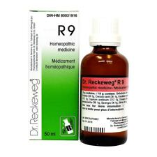 Dr. Reckeweg R9 Cough Drops 50ml Homeopathic Remedy