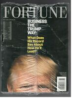 New Sealed FORTUNE Magazine May 1, 2016 Donald Trump business the Trump way