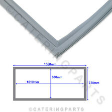 IARP IA0313200 UPRIGHT FRIDGE DOOR SEAL SNAP GASKET 1550mm x 730mm AB500 ABX500