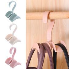 Hanger Handbag Hanging Rack Holder Hook 360 Degree Rotation for wardrobe Clothes