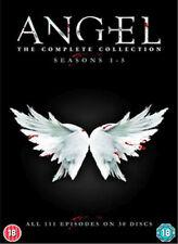 Angel Complete TV Series Seasons 1-5 DVD BOXSET Region 2 UK (amazon Import)
