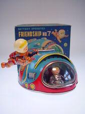 "GSR ROBOT, ""FRIENDSHIP NO 7"" von MODERN TOYS, BO OK, LIKE NEW IN VERY GOOD BOX"
